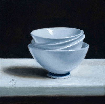 Four Porcelain Bowls