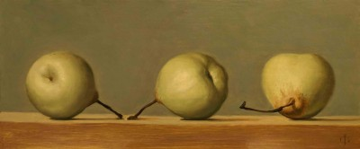 Three Chinese Pears (reprise)